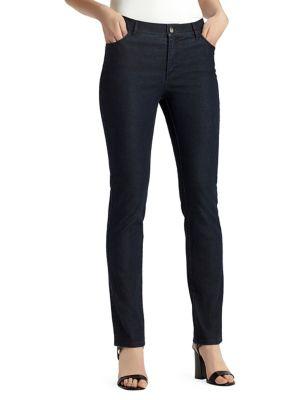 Lafayette 148 Jeans Thompson Slim-Fit Jeans