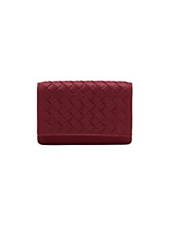 185e7331a668 QUICK VIEW. Bottega Veneta. Woven Business Card Case