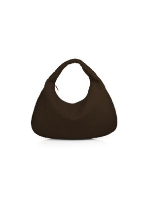 ef7c9c7700ff Bottega Veneta Veneta Medium Leather Hobo Bag In Brown