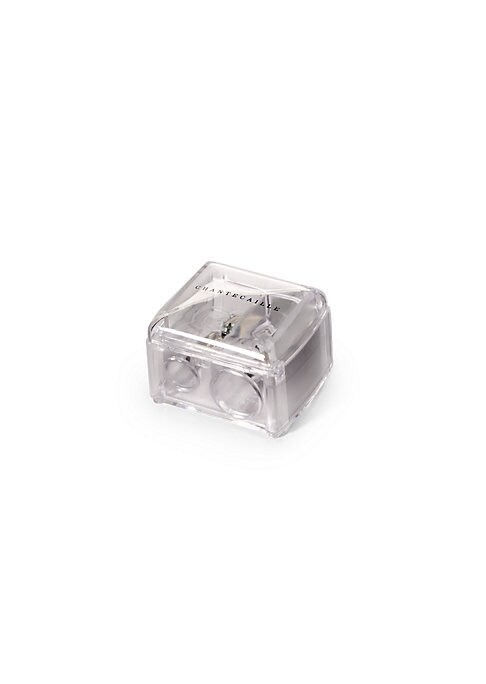 Image of A handy sharpener designed to keep Chantecaille pencils sharpened for perfect application.