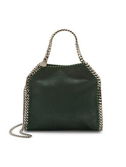 02a1c72fa32 QUICK VIEW. Stella McCartney. Mini Baby Bella Shoulder Bag