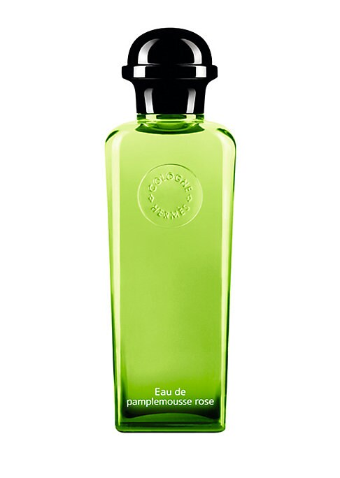 "Image of """"A bitter-sweet cologne: freedom in tradition."" Jean-Claude Ellena. With its classic approach favouring the liveliness and freshness of citrus fruits, Eau de pamplemousse rose is distinctive for the modern way it is written. The citrus theme of this nove"