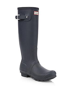 70310856d92 Hunter - Women's Original Tall Matte Rain Boots