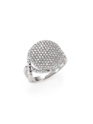 PHILLIPS HOUSE Diamond & 14K White Gold Infinity Ring