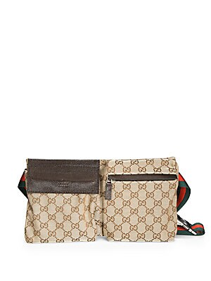 0d3d5889769a57 Gucci - Original GG Canvas Belt Bag - saks.com
