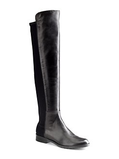 ad1bdd3836a QUICK VIEW. Stuart Weitzman. 5050 Leather Over-The-Knee Boots