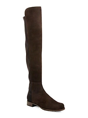 b36e42bac831 Stuart Weitzman - 5050 Suede Over-The-Knee Boots