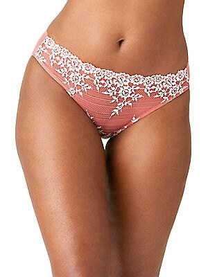 43512976bf07 Wacoal - Embrace Lace Panties - saks.com