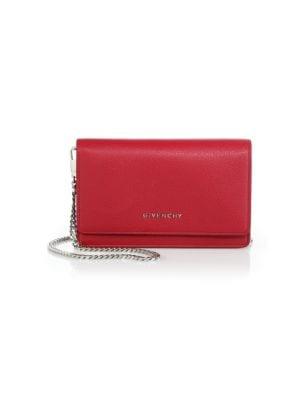 8517d38eeec2 Saint Laurent - Small Monogram Matelassé Leather Wallet-On-Chain ...