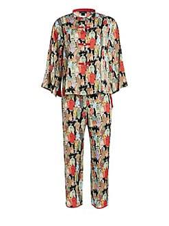 d114d776c3 Women s Apparel - Lingerie   Sleepwear - Sleepwear   Pajamas - saks.com