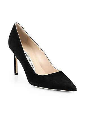 gianvito rossi ellipsis high back suede point toe pumps saks com rh saksfifthavenue com