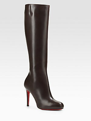 f17df8e4da8 Christian Louboutin - Simple Botta Knee-High Boots - saks.com