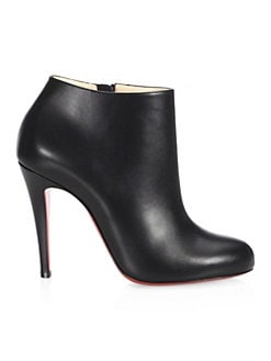 fe98d1bffe2 QUICK VIEW. Christian Louboutin. Belle 100 Leather Ankle Boots