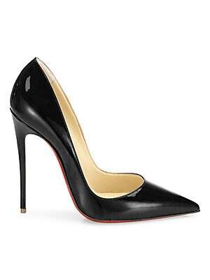 705473363b37 Christian Louboutin - So Kate 120 Patent Leather Pumps - saks.com