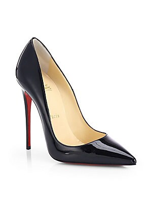 a36b174ee29f Christian Louboutin - Decollete 70 Patent Leather Pumps - saks.com