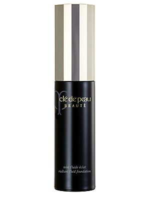 Image of A liquid foundation that gives skin a dewy lustrous finish and creates a glowing veil of beauty. Emits multi-dimensional light from the surface of the complexion to provide an even radiance and a fine texture. 1 oz. Made in USA. Ask the experts. Our Beaut