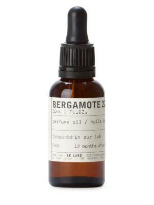 Le Labo Bergamote 22 Perfume Oil
