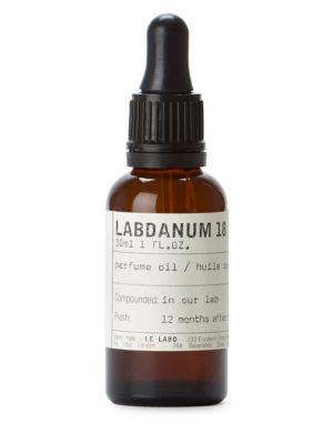 Le Labo Labdanum 18 Perfume Oil