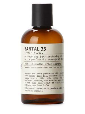 Le Labo Santal 33 Body Oil