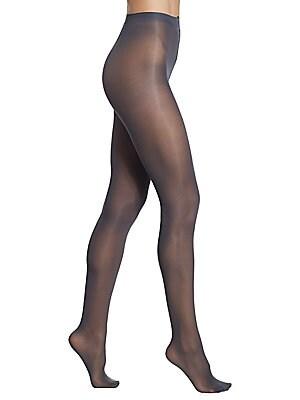 f4c31923c Donna Karan - Evolution Semi-Sheer Jersey Tights - saks.com