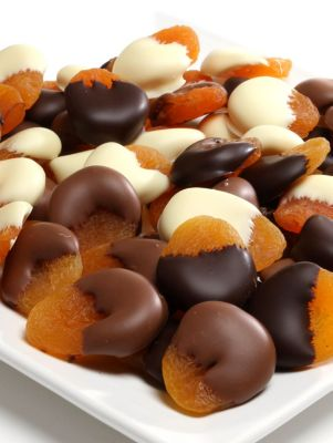 Chocolate-Covered Apricot Collection