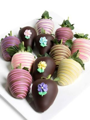 Premium Chocolate Covered Strawberries