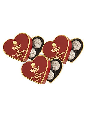Image result for Charbonnel et Walker Mini Heart Boxed Truffle Trio