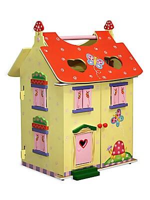 Teamson Magic Garden Doll House