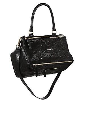 Givenchy - Pandora Medium Pepe Leather Shoulder Bag - saks.com b7129be8460bc