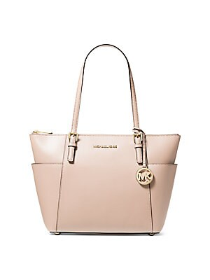 79c05559a2f457 MICHAEL Michael Kors - Jet Set Textured Leather Tote - saks.com