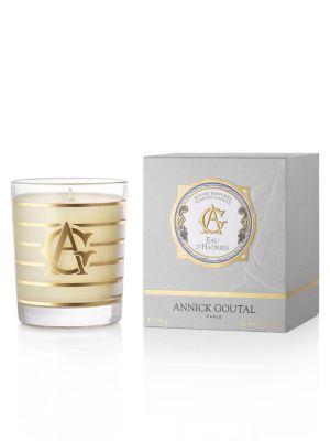 Eau d'Hadrien Perfumed Candle / 5.8 oz.