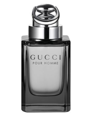 Image of A synthesis of the house's heritage and commitment to luxury, Gucci by Gucci Pour Homme is the signature fragrance for the modern male icon - sensual, elegant and masculine. 3 oz. Made in France. Ask the experts. Our Beauty Advisors are here to help. Send