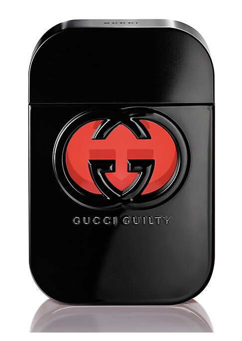 Image of Life is thrilling and meant to be lived to the fullest. Gucci Guilty Black: indulge in your burning desires. Made in France. Ask the experts. Our Beauty Advisors are here to help. Send an email to. GucciBeautySpecalists@s5a.com.