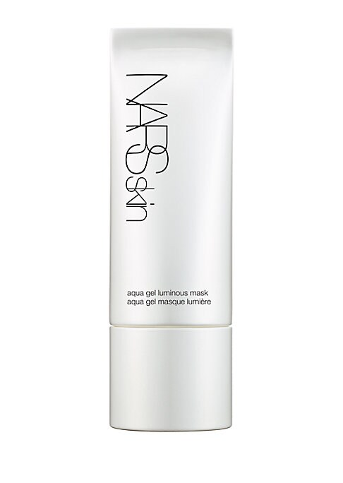 Image of Infused with NARS' Light Reflecting Complex, Aqua Gel Luminous Mask saturates the skin with hydration. Japonicus Root Extract strengthens skin's natural barrier, significantly reducing transepidermal water loss. Skin feels comfortable, calm and soothed. W