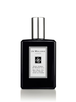 Jo Malone London Cologne Intense Dark Amber Ginger Lily Body Oil