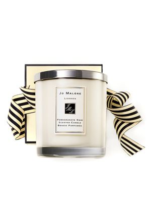 Pomegranate Noir Deluxe Candle / 21 oz.