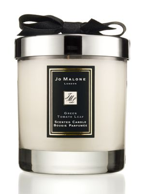 Just Like Sunday Green Tomato Leaf Candle / 7 oz.