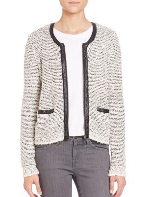 Jacolyn B Knit Jacket