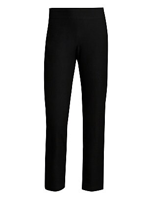 238a1cfcb59a91 Eileen Fisher - Slim Ankle Pants - saks.com
