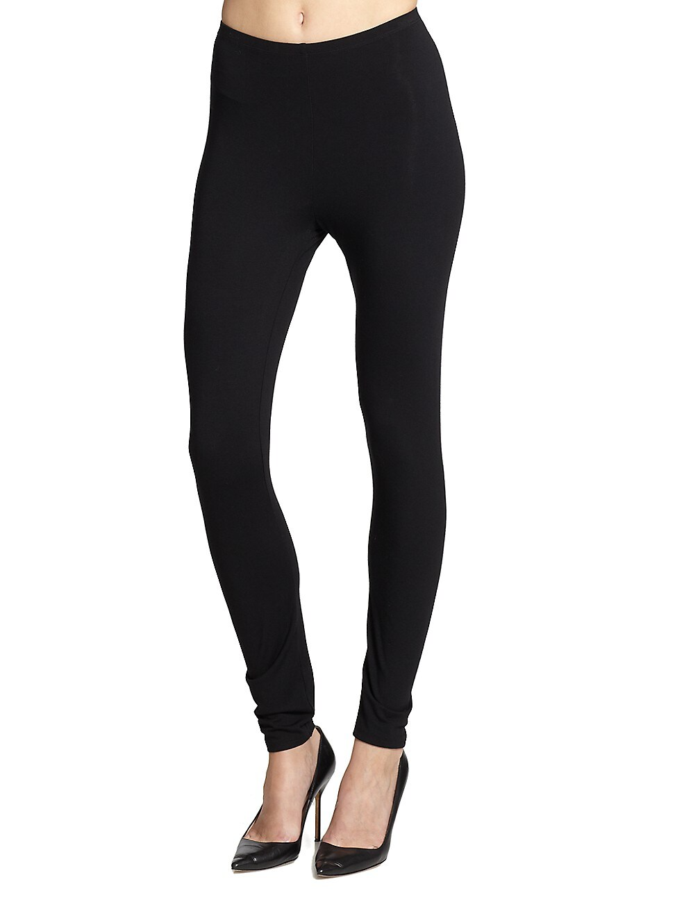 Eileen Fisher WOMEN'S ANKLE-LENGTH LEGGINGS