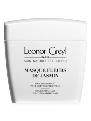 Leonor Greyl Masque Fleurs de Jasmin Conditioning Mask for All Hair Types/7 oz.