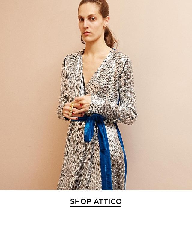 Attico at saks.com.