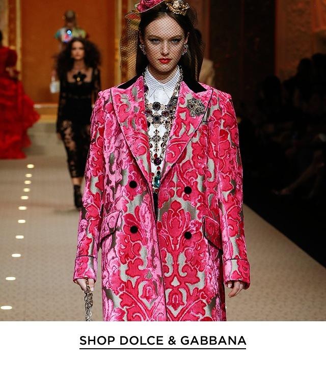 Dolce & Gabbana at saks.com.