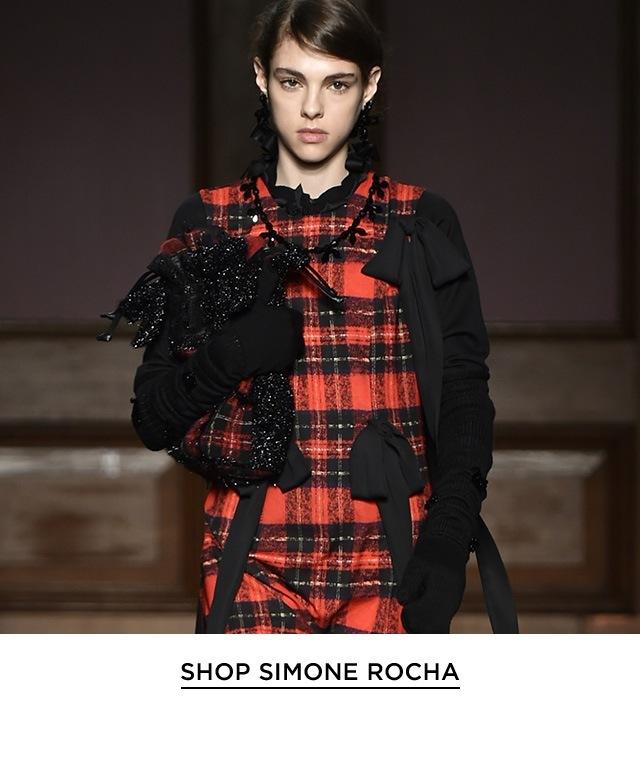Simone Rocha at saks.com.