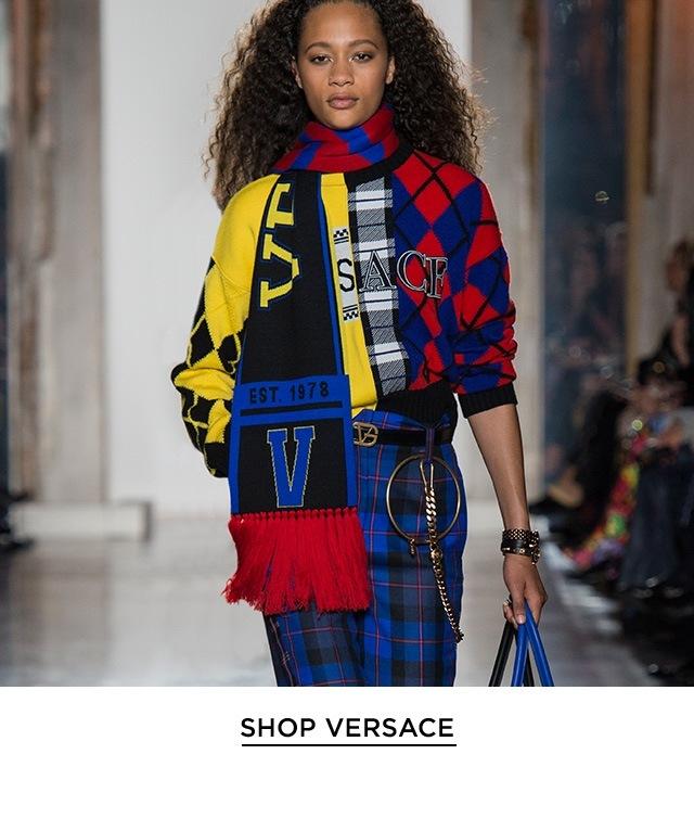 Versace at saks.com.