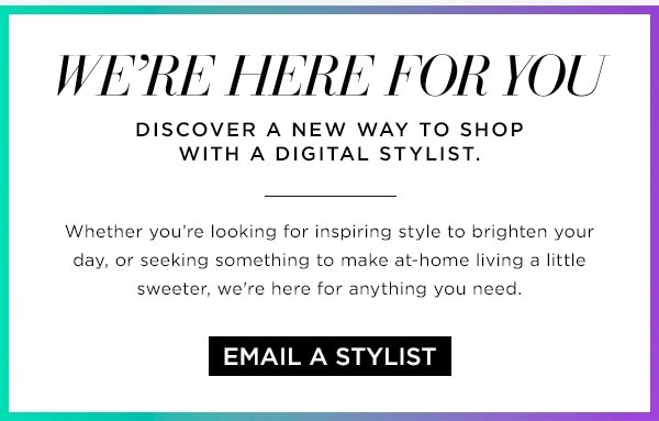 Email A Stylist