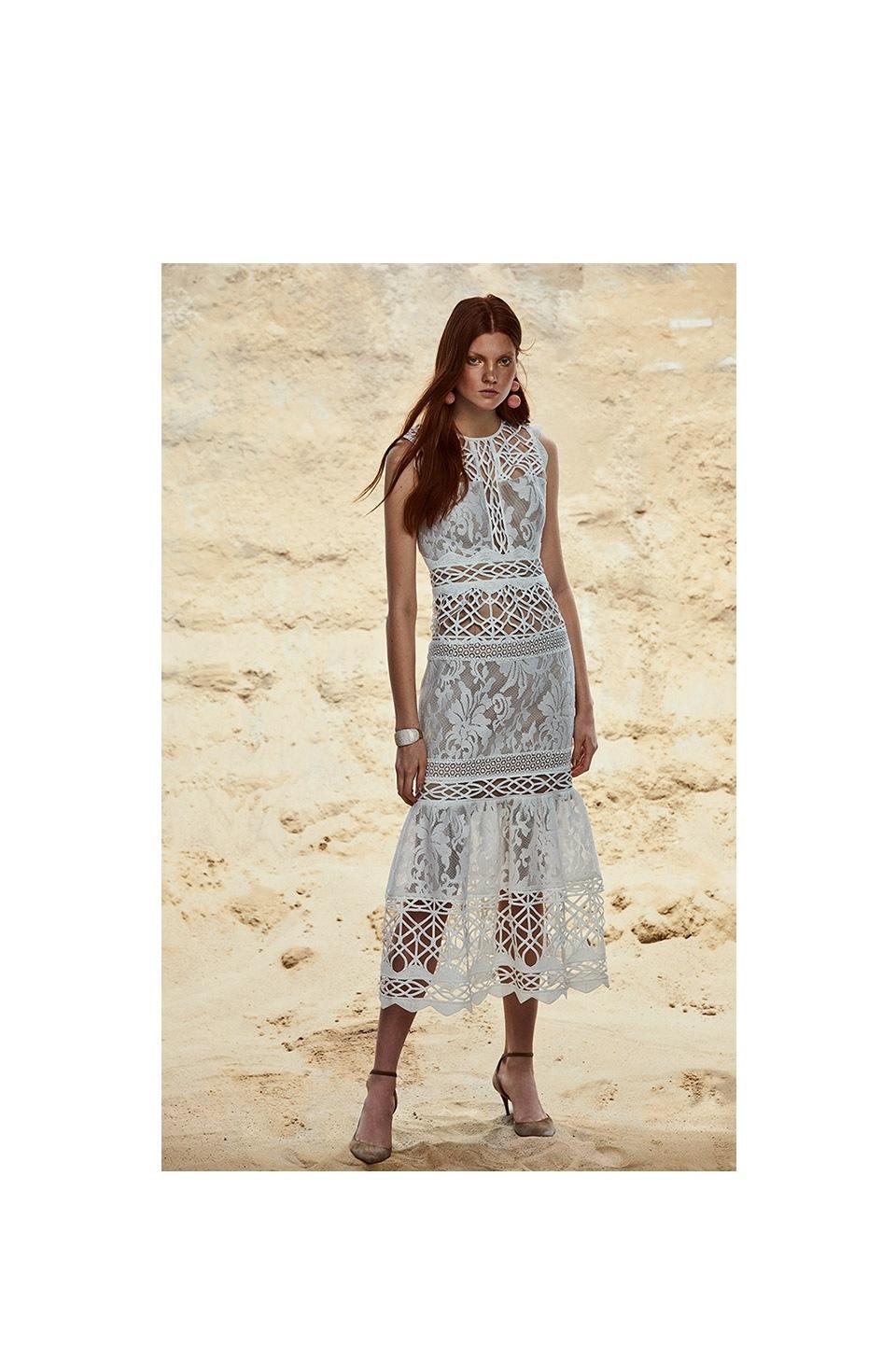 Shop the Spring Evening Dress Editorial: Likely, Theia & More | Saks.com