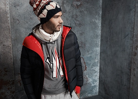 ... Mens moncler jacket with snowflake moncler beanie 8dbfb3d9a
