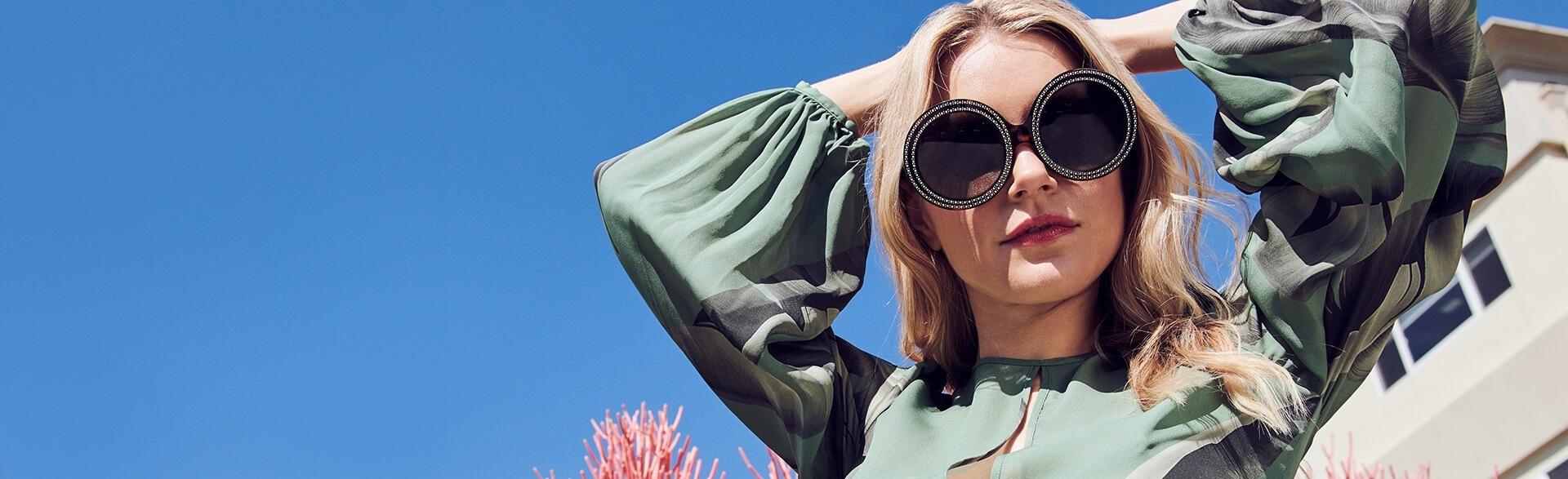 5d025f0ec3d0 Sunny Frames of Mind Spring 2019 Sunglasses Editorial | Saks.com