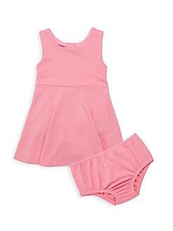 33f98293e88c2 Baby Girl Clothes: Designer Dresses & More   SaksOff5th.com